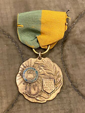 Civilian Conservation Corps CCC Engraved Medal Happy Days 1,000 Bucks  Pre WW2