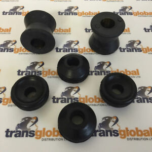 Rear Shock Absorber Rubber Bush Kit for Land Rover Defender Discovery 1