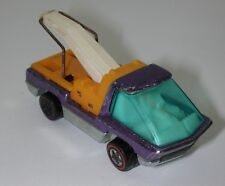 Redline Hotwheels Purple 1970 Heavyweights Tow Truck oc12007