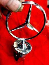 Mercedes W126 Hood Emblem 1238800086 Mercedes Hood Grille