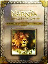 Le cronache di Narnia - Il leone, la strega e l'armadio - Ed. Integrale 4 Dvd