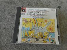 PROKOFIEV-PETER AND THE WOLF-PERLMAN-MEHTA-CD-IMP-JAPAN-EMI DIGITAL-VG++
