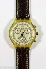 SWATCH original Swiss made CHRONO SCK401 quartz watch New old stock