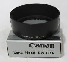 Genuine Canon EW-68A Lens Hood f/ EF 28-70mm f3.5-4.5 NOS NEW #777