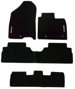 Floor mats for Hyundai Santa Fe SUV Car Floor Mats (2018 - On)