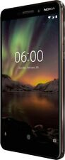Nokia - 6.1 TA1045  32GB Cell Phone Factory Unlocked smart phone Copper Black