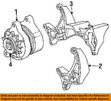 Dodge CHRYSLER OEM 99-02 Ram 3500-Alternator RL104762AA