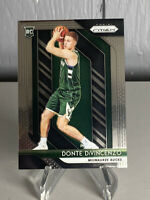 2018-2019 Donte DiVincenzo Prizm Rookie RC Milwaukee Bucks Rookie Card  #246