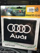 Audi ANTI Slip Car Dash Non Dashboard Pad Sticky Holder Mat 6 x 4.5 inches