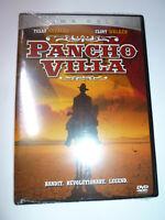 Pancho Villa DVD western movie Telly Savalas Clint Walker Cinema Deluxe NEW!
