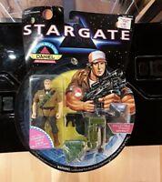 "STARGATE Daniel - Archaeologist 4"" Action Figure from 1994 Hasbro"