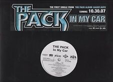 The Pack In My Car Up All Nite 2006 Ultra Rare Promo Vinyl LP