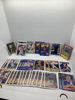 1989 Donruss Topps Darryl Strawberry Gregg Jefferies New York Mets Rookie Card