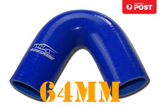 "4PLY Silicone 135 Degree Elbow Hose Pipe 64mm 2.5"" 2-1/2"""