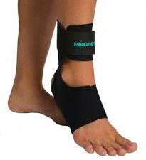 NEW AIRCAST AIRHEEL ANKLE & FOOT BRACE SUPPORT   SIZE MEDIUM