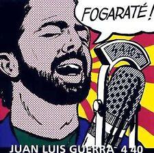 Fogaraté by Juan Luis Guerra y 440 (CD, Dec-1995, Universal Music Latino)
