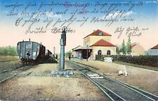 Belgien, Beverloo, Bahnhof, Feldpost 1916