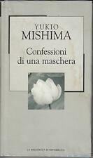 confessioni di una maschera - yukio mishima -