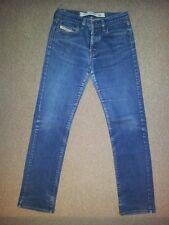 Diesel RR55 Denim Division Jeans Hose Blau Stonewashed W26 L28