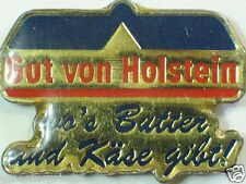 Holstein Cow Butter and Cheese Pin Badge (20*)
