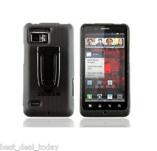 Body Glove Snap On Case Cover W/ Clip For Motorola Droid Bionic XT865 Verizon