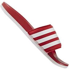 Sandali e scarpe ciabatte bianco adidas per il mare da uomo