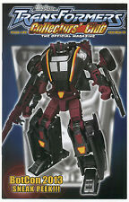 TRANSFORMERS COLLECTORS CLUB MAGAZINE #49 February March 2013