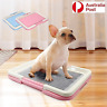 Pet Puppy Dog Training Pad Tray Indoor Cat Potty Pad Pee Loo Toilet 47cm*34cm AU