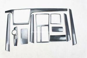 Carbon fiber Car Interior kit Cover Trim For VW Volkswagen Passat 2011-2015