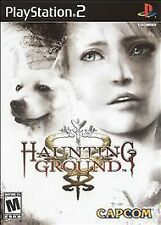 Haunting Ground (Sony PlayStation 2, 2005) - European Version