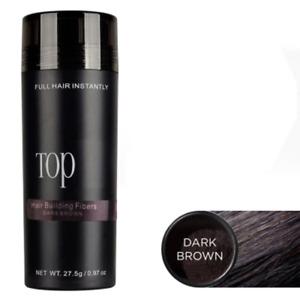Original Keratin Hair Fibers Spray 27.5g Colorful Powder Hair Loss Building