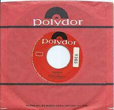 Pete Lancaster:Stupidity/One night:Canada Issue-Polydor - Mod version