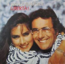 AL BANO & ROMINA POWER - LIBERTA - LP  (original innersleeve)