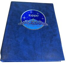 Zippo Space Explorations Limited Edition Set Of 4 - New, Unstruck