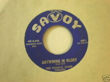 BLACK GOSPEL Famous Ward Singers Savoy 4071