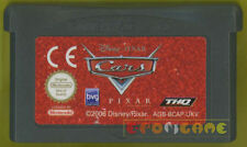 DISNEY PIXAR CARS Game Boy Advance Gba Versione Inglese »»»»» SOLO CARTUCCIA