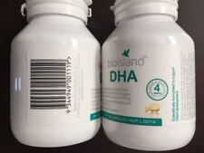 Bioisland DHA Kids 60 Softgel Capsules, Pack Of 2 Exp 2019, SEALED SHIP FROM US