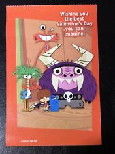 Cartoon Network Fosters Home For Imaginary Friends Valentine