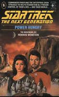 Power Hungry (Star Trek: The Next Generation), Weinstein, Howard, Used; Good Boo