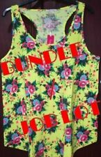 Brand new with tag JobLOt Bundle of 13 Floral Ladies vest top Tee T shirt resale