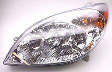 OEM 2003-2008 Toyota Matrix Left Halogen Head Lamp Headlight Tab Gone!