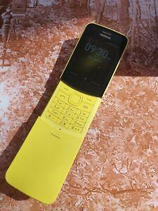 Nokia 8110 - yellow 4g (Unlocked) Mobile Phone