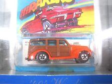 Hot Wheels 30 Years 40 Woodie Hi-Rakers - 1997