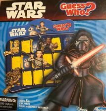 Star Wars Guess Who Game Disney Hasbro B2353 Age 5 Up 2 Player Yes No Questions