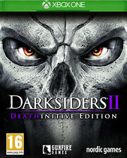 Darksiders II Deathinitive Edition XBOX ONE IT IMPORT NORDIC GAMES
