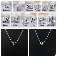 Zodiac Sign Necklace - Zodiac Jewellery - Astrology Horoscope Necklace