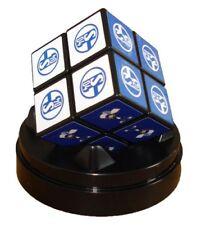 Rubiks Zauberwürfel 2x2x2 mit Lösungsheft FC Schalke 04