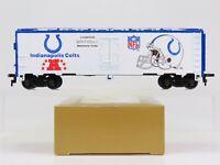 HO Scale Mantua NFL Indianapolis Colts Super Bowl V Champions 40' Box Car RTR