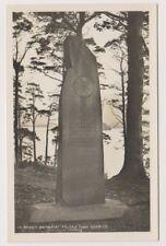 Cumbria Tarjeta Postal - Ruskin Monumento, frailes Peña, KESWICK - (A177)
