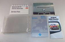 Bordmappe + Betriebsanleitung 5er BMW E28 518 / 520 / 525 / 528i Stand 1982